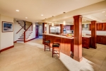 Kelso Architects - Kitchen and Stair